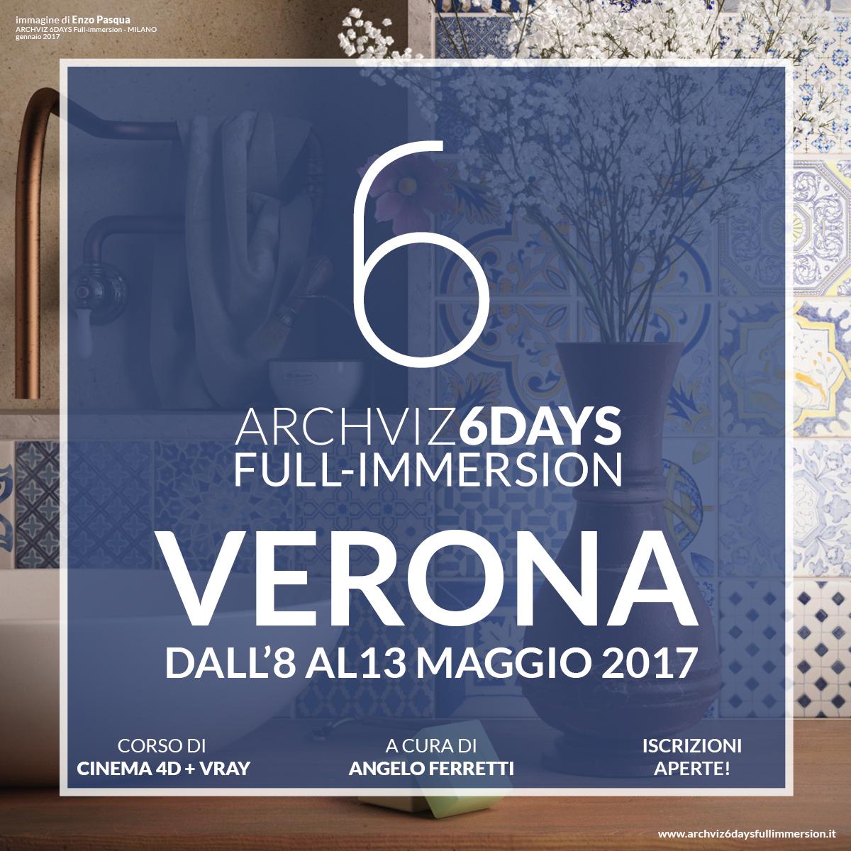 Corso di Cinema 4D + Vray per l'architettura e il design