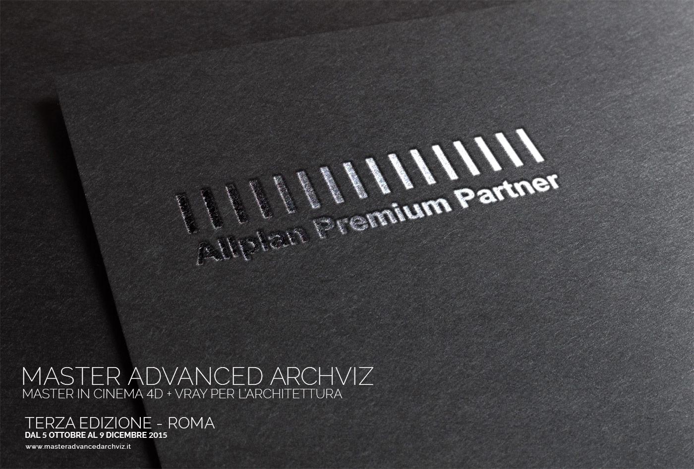 Master Advanced Archviz 2015 - Roma dal 5 ottobre al 9 dicembre 2015