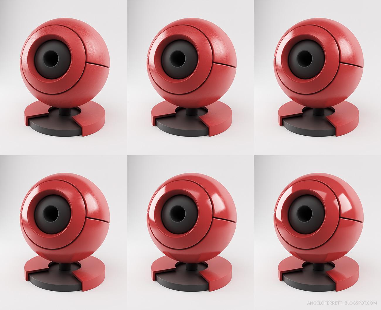 Come funziona la riflessione su Vray per Cinema 4D versione 1.9